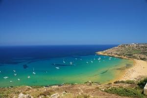 Ramla Bay Gozo.